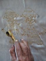 Pintura em tecido, Bali
